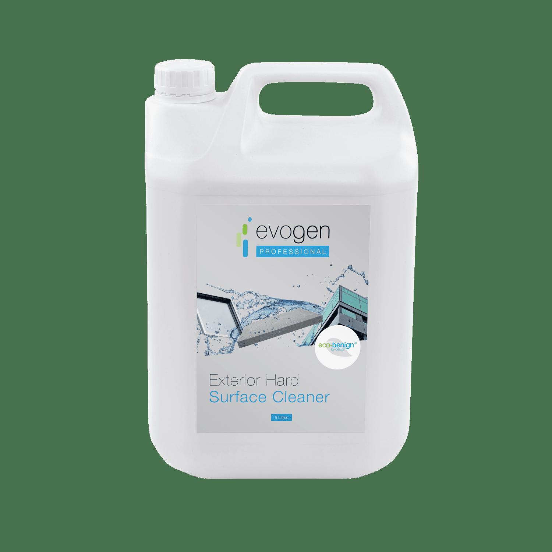 Exterior Hard Surface Cleaner Evogen Professional