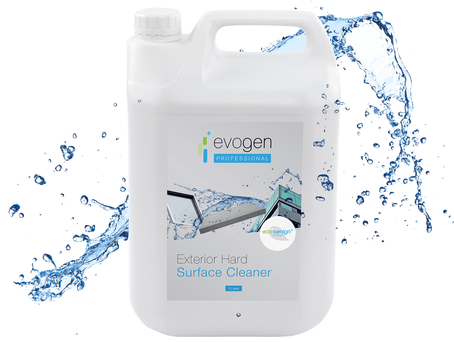Evogen Professional - Exterior Hard Surface Cleaner
