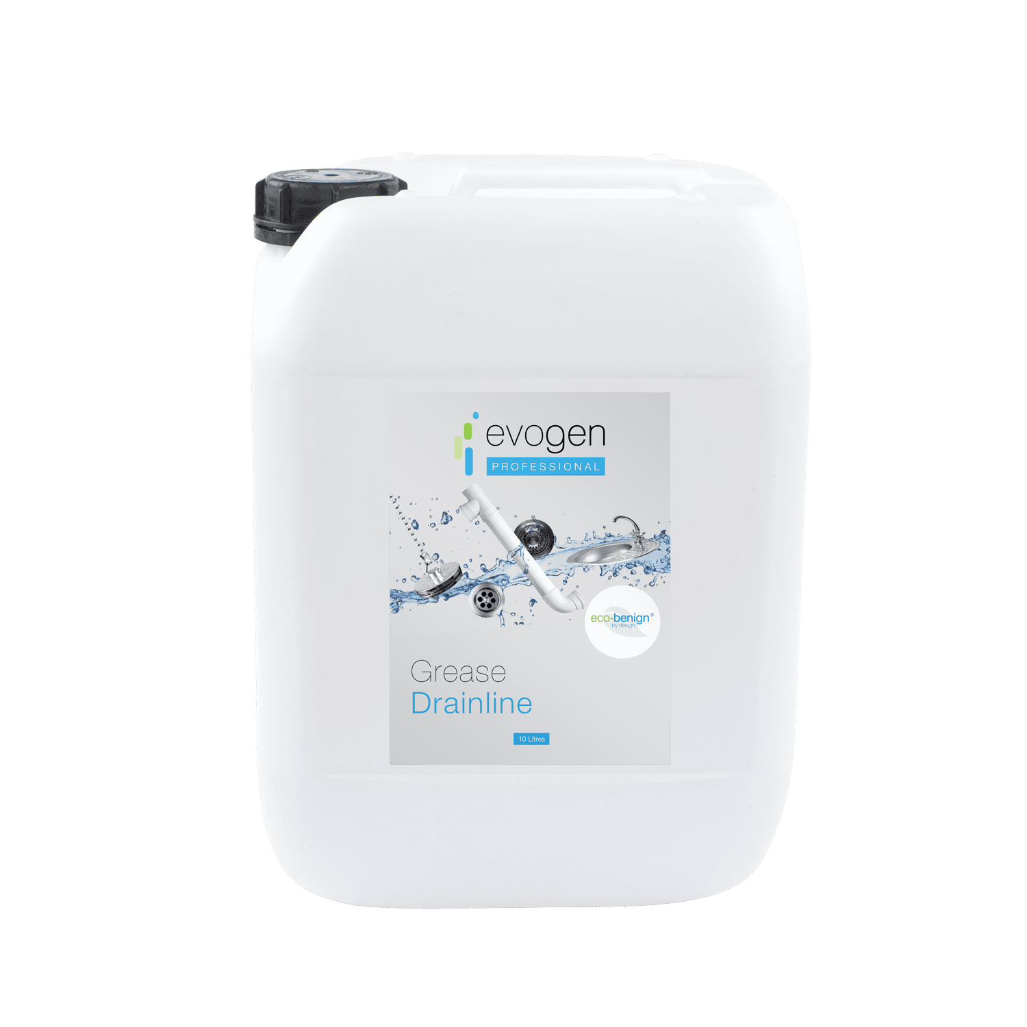 Grease Drain Line - eco-friendly grease trap cleaning product for kitchens. Wholesale oil and grease remover