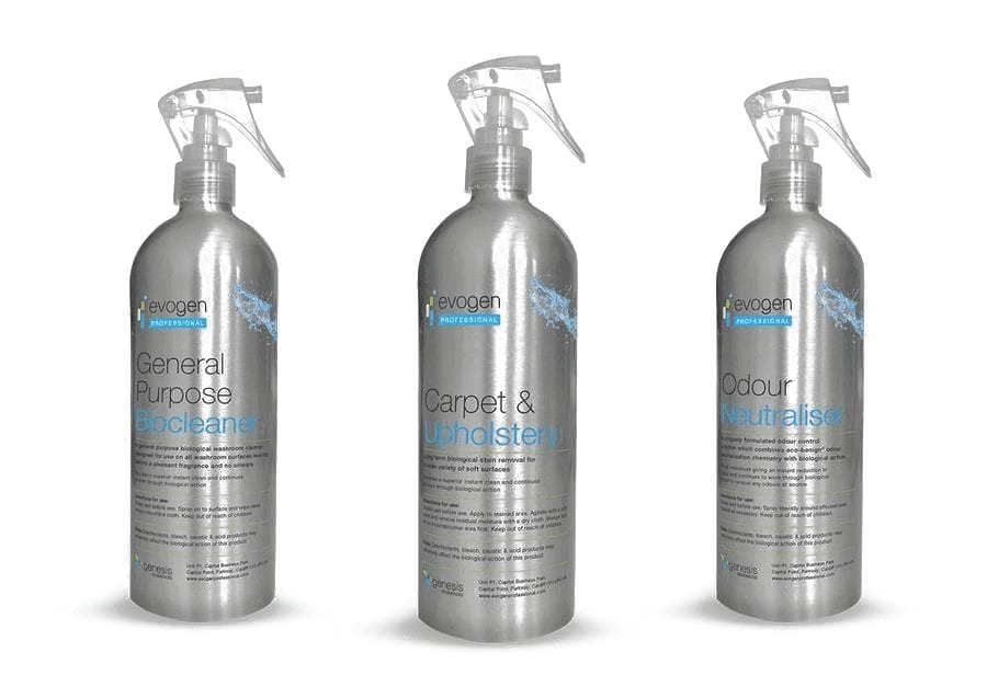 probiotic non-toxic commercial cleaning products